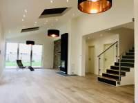 NOVOSTAVBA - rodinný dom 204 m2, pozemok 600m2, súkromná ulica - príjemné bývanie