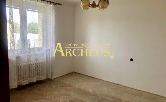 1-izbový byt Pluhová, Nové Mesto – Bratislava