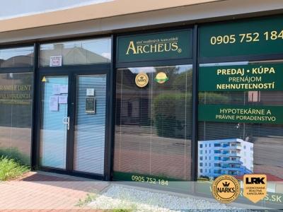 ARCHEUS reality Trenčín