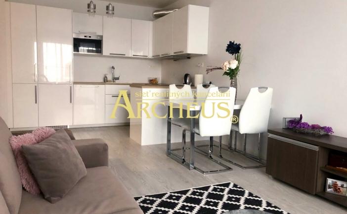 PRENÁJOM: Moderný 3 izbový byt v novostavbe Slnečnice, Bratislava - Petržalka